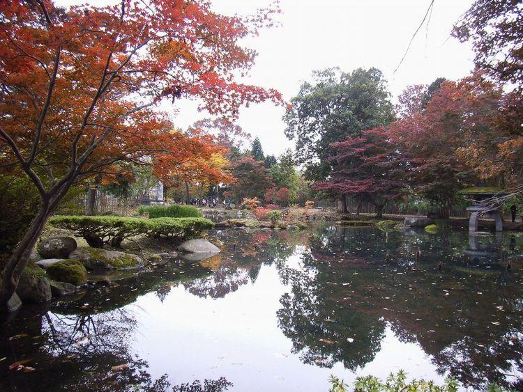 池田氏庭園