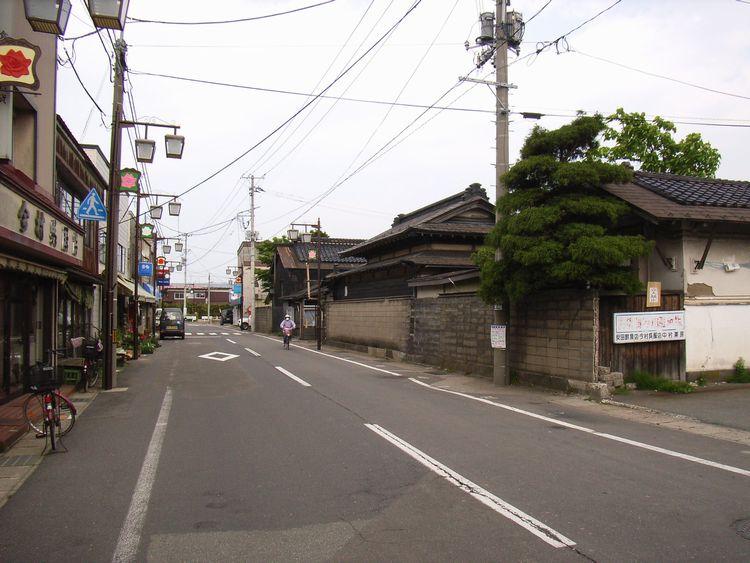 潟上市大久保・飯塚