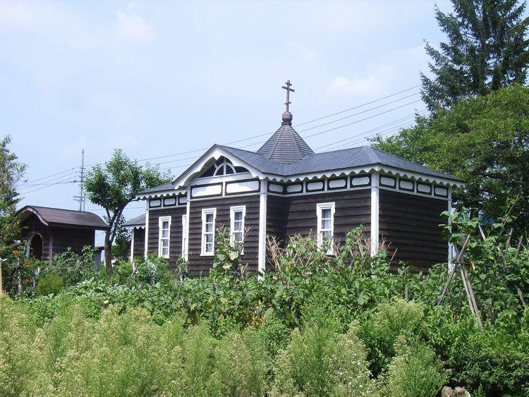 北鹿ハリストス正教会聖堂
