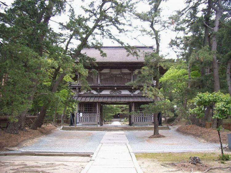 大名菩提寺
